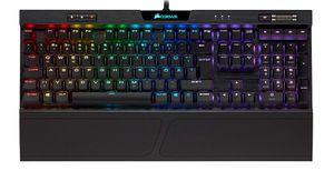 Corsair K70 RGB MK.2 MX Rapidfire mech. Tastatur für 149€ (statt 156€)