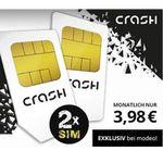 2x Smartphone Flat 500 mit 100 Minuten und 500MB im Telekom-Netz nur 3,98€ mtl. für beide Verträge