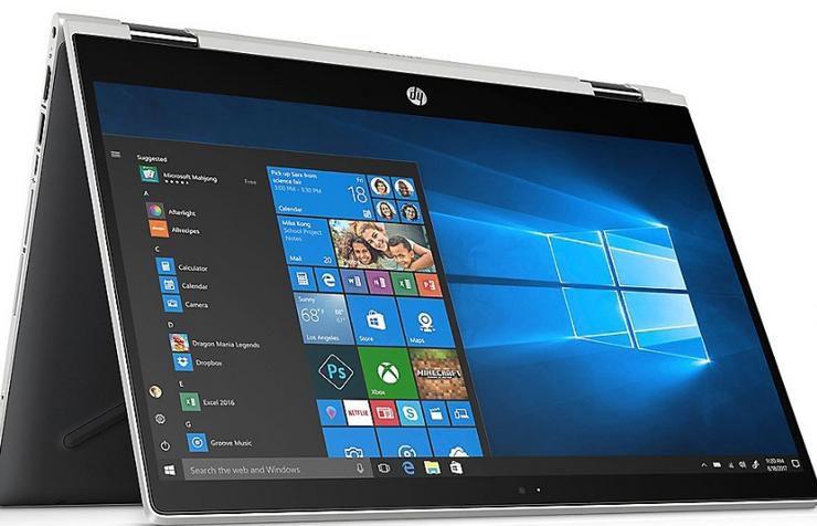 HP Pavilion x360 15 Convertible Notebook mit Full HD und Win10 für 466,95€ (statt 523€)