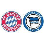 DFB-Pokal Achtelfinale Hertha BSC Berlin gegen FC Bayern München gratis im Livestream
