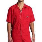 Dickies Deluxe Arbeitskleidung für nur 14,99€ – nur noch Rot und Khaki in M und L