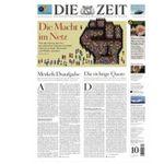 """Schnupperabo 3 Monate """"Die Zeit"""" für 65€ + als Prämie: Verrechnungsscheck über 65€"""