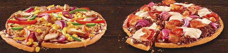 Dominos: 30% Rabatt beim Kauf einer Pizza   nicht auf Aktionspizzas