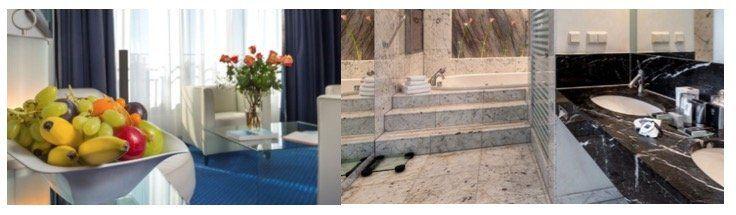 Dorint Sanssouci Potsdam 4* Hotel für 2 Personen mit Ü/F nur 75€ (statt 150€)