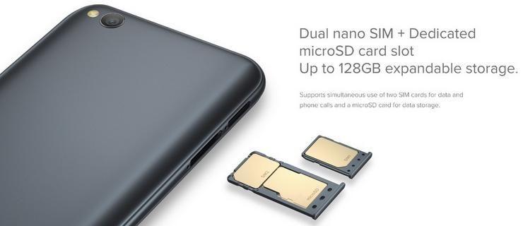 Xiaomi Redmi Go Global mit 1GB RAM und 8GB Speicher für 47,96€ inkl. EU Priority Versand