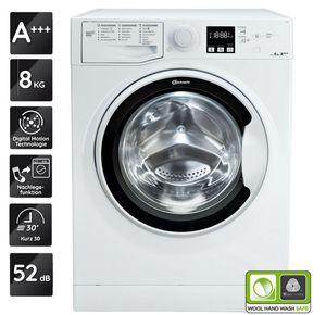 Bauknecht AF 8F4   Waschmaschine 8 kg A+++ Active Care Reload Funktion für 300€ (statt 398€)
