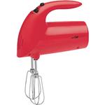 CLATRONIC HM 3014 Handmixer Rot mit 250W für 12€ (statt 19€)