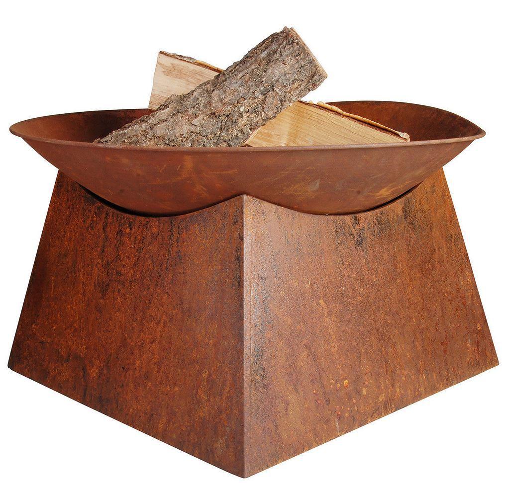Feuerstelle Pueblo in Rostoptik für 34,95€ (statt 40€)