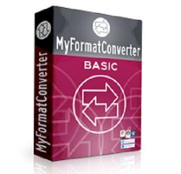 Kostenlose Software MyFormatConverter Basic (statt 20€)