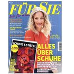 Knaller! 🔥 FÜR SIE Jahresabo (24 Ausgaben) gratis (statt 76,60€) + einmalig 5,95€ Versandkosten