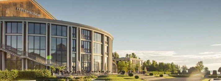 Ludwigs Festspielhaus Füssen mit Ü/F im 4* Hotel ab 99€ pro Person   Ludwig, Die Päpstin oder Der Ring
