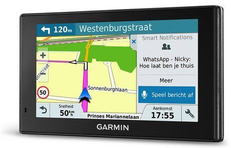 Garmin DriveSmart 60LMT D Navigationssystem (Refurbished) für 105,90€ (statt 184€)