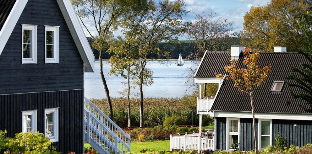 4 ÜN in Ferienhaus am Scharmützelsee mit eigener Sauna, Whirlpool, Brötchenservice & Endreinigung für 2 4 ab 88,50€