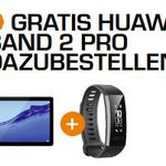 HUAWEI MediaPad T5 10 Zoll Android Tablet + HUAWEI Band 2 Pro Fitnesstracker für 209,99€ (statt 243€)