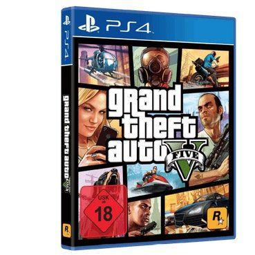 GTA 5 für PS4 oder Xbox nur 14,99€ bei Selbstabholung (statt 25€)