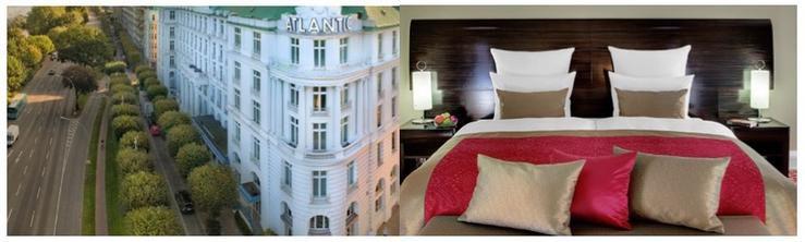 5* Hotel Atlantic Kempinski Hamburg für 2 Personen inkl. Frühstück, Wifi, Sauna & Fitness nur 169€ (statt 339€)