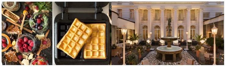 5* Hotel Atlantic Kempinski Hamburg für 2 Personen inkl. Frühstück, Wifi, Sauna und Fitness nur 179€ (statt 359€)