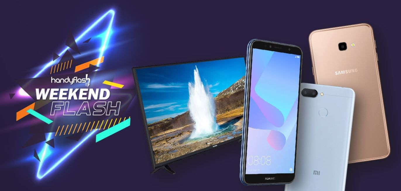 Xiaomi Redmi 6 für 49,95€ (statt 124€) o.a. + Otelo AllNet & 4GB Daten Flat ab 19,99€ mtl. + gratis Telefunken 48 Zoll FullHD Smart TV