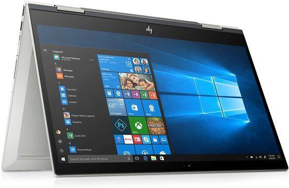 HP Envy x360 15 dr1355ng   15,6 Zoll Convertible mit 512GB SSD für 799€ (statt 999€)