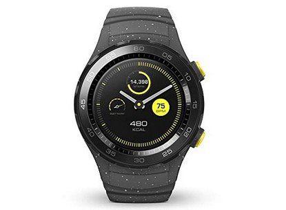 Huawei Watch 2 Smartwatch⌚mit GPS für 158,50€ (statt 179€)