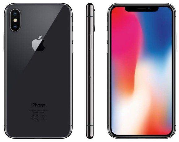Apple iPhone X 64GB in Spacegrey als Neuware ab 719,90€ (statt 797€)