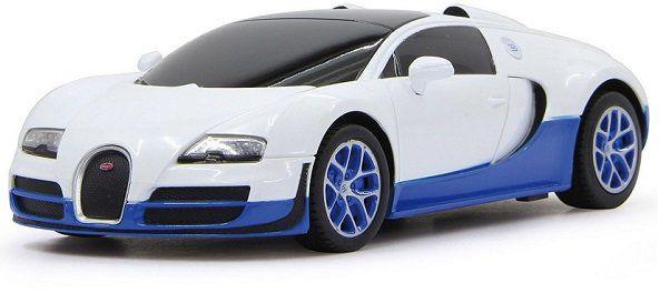 JAMARA 404550 Bugatti Grand Sport Vitesse im Maßstab 1:24 für 14€ (statt 18€)
