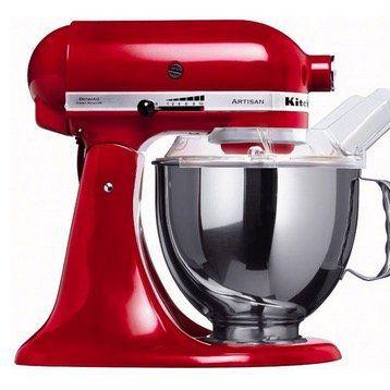 KitchenAid Artisan 5KSM125E div. Farben Küchenmaschine (Factory Serviced) für 299€ (statt 419€)