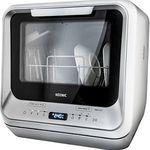 Koenic KDW 1112 Geschirrspüler (freistehend, 420 mm breit, 58 dB (A), EEK A) für 269,99€ (statt 310€)