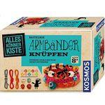 KOSMOS 604158 Armbänder knüpfen für 5€ (statt 9€)
