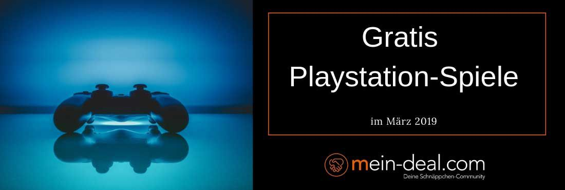 Für PS Plus Mitglieder: die kostenlosen PS4 Spiele im März 2019!
