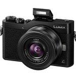Panasonic Lumix DC-GX800 Systemkamera Kit 12-32mm für 250,84€ (statt 374€)