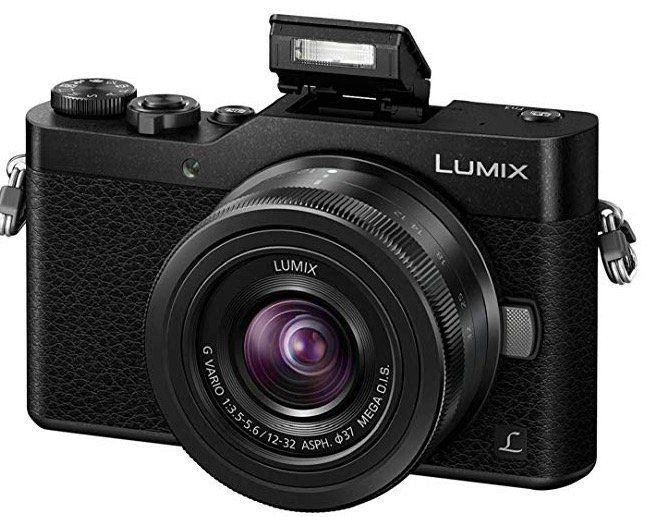 Panasonic Lumix DC GX800 Systemkamera Kit 12 32mm für 250,84€ (statt 374€)