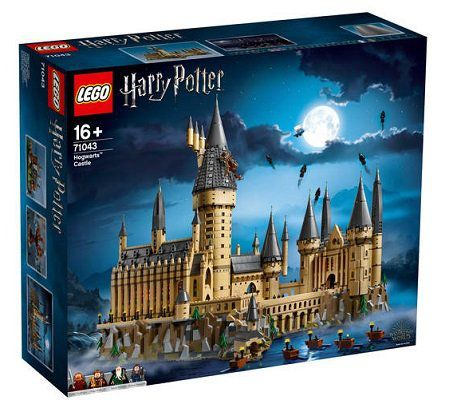 LEGO (71043) Harry Potter Schloss Hogwarts für 349,99€ (statt 399€)
