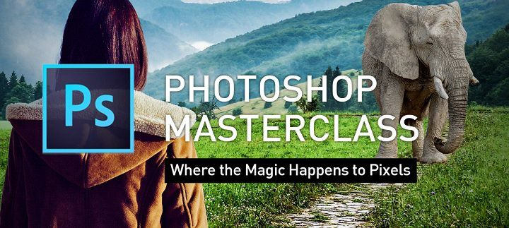 Udemy Kurs: The Everything Photoshop Masterclass gratis (statt 200€)