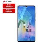 Huawei Mate 20X für 40€ einmalig + O2 Free M Allnet und SMS-Flat inkl. 10GB LTE nur 29,99€ mtl.