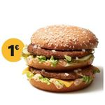 McDonald´s Ostercountdown 2019 mit täglich wechselnden Deals z.B. BigMac 1€ oder 20er Nuggets 4€