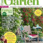 """12 Ausgaben """"Mein schöner Garten"""" für 48€ + Prämie: 30€ Verrechnungsscheck"""