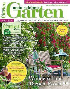 12 Ausgaben mein schöner Garten für 48€ inkl. 30€ Scheck