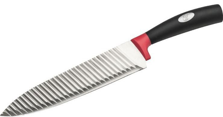 Ausverkauft! Genius Chefmesser 21275 aus Edelstahl nur 8,98€ (statt 35€)