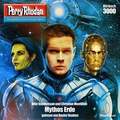Perry Rhodan Nummer 3000 Mythos Erde kostenlos (statt 8€)