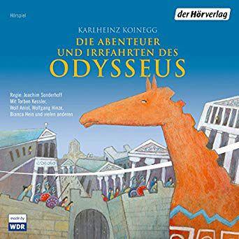 Die Abenteuer und Irrfahrten des Odysseus gratis anhören