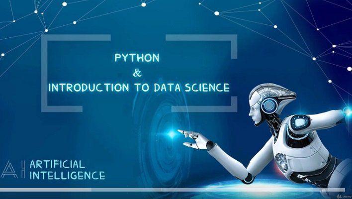 Udemy: Python & Introduction to Data Science kostenlos (statt 75€)