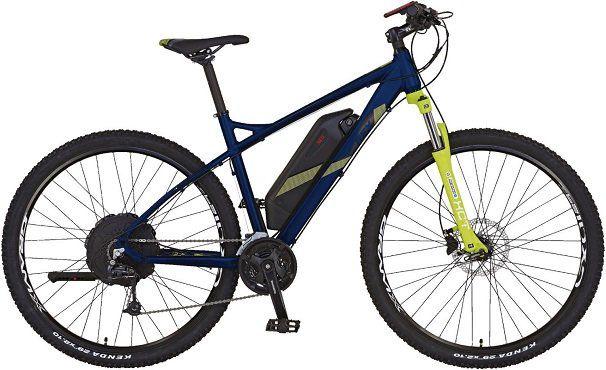 REX GRAVELER e8.6 Mountainbike (29 Zoll, Unisex, 374 Wh, Jeansblue matt) für 1.199€ (statt 1.306€)