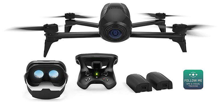 Parrot Bebop 2 Power FPV Pack   Drohne mit 14 MP für 411€ (statt 489€)