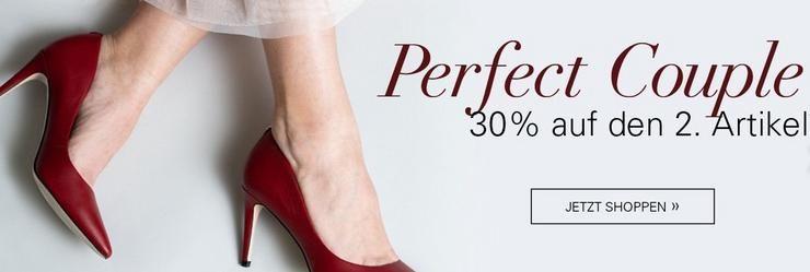 Roland Schuhe: 30% Rabatt auf zweites Paar Schuhe