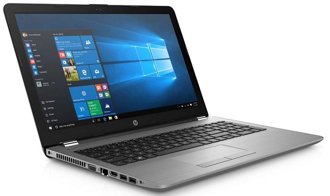 HP 250 G6 SP (4QW27ES)    15,6 Notebook mit 1 TB HDD, 128 GB SSD & 8 GB RAM für 399,60€ (statt 499€)