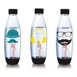 3 x SodaStream Hipster PET Flasche 1 L für 11,99€ (statt 25€)