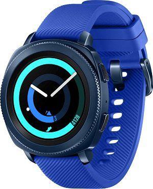 Vorbei! Samsung Gear Sport R600 Smartwatch in Schwarz oder Blau für 129€ (statt 172€)