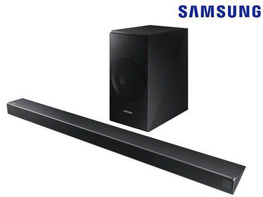 Samsung HW NW550 Soundbar mit Subwoofer für 202,90€ (statt 232€)