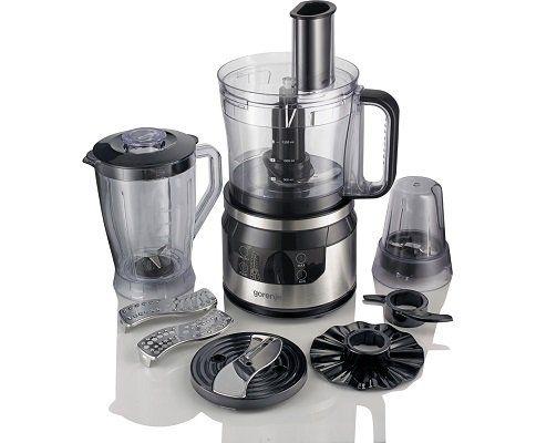 Gorenje SBR800HC Küchenmaschine mit Mixaufsatz und Kaffeemühle (800 Watt) für 79€ (statt 99€)